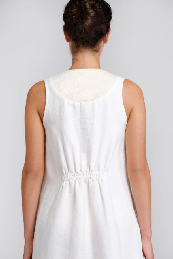 natural hemp dress